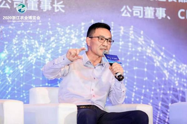 浙江托普云农科技股份有限公司董事长陈渝阳